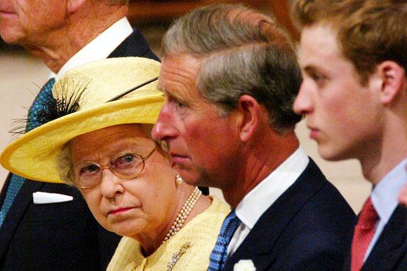 Károly herceg trükkös frizurája 2009-ben